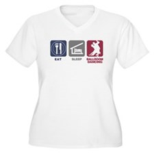 Eat Sleep Ballroom Dance T-Shirt