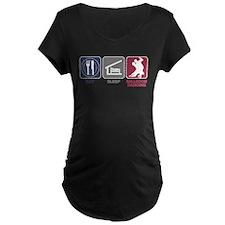 Eat Sleep Ballroom Dance T-Shirt