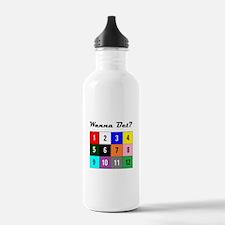 Wanna Bet? Water Bottle