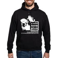Vertical Logo Clothing Hoodie