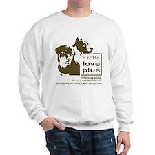 Vertical Logo Clothing Sweatshirt