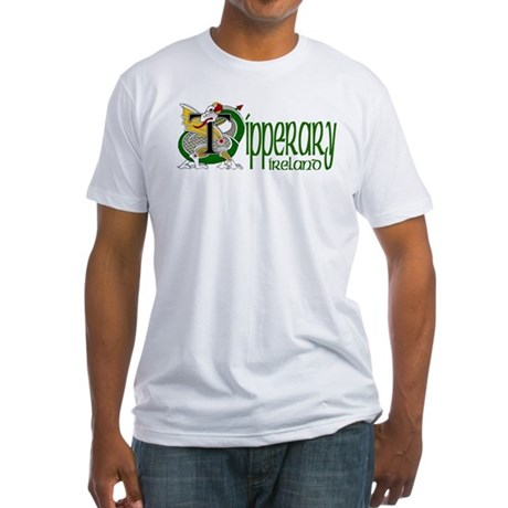 County Tipperary Fitted T-Shirt