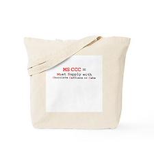 MS CCC Tote Bag