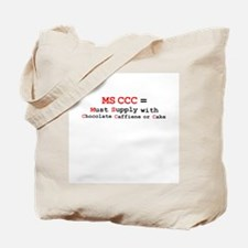MS CCC Tote Bag