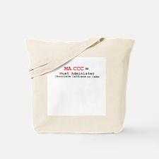 MA CCC Tote Bag
