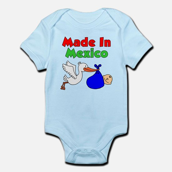 Made In Mexico (Boy) Infant Bodysuit