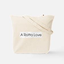 Unique A rotta love plus Tote Bag