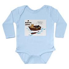 Old Logo Long Sleeve Infant Bodysuit