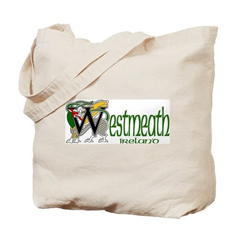 County Westmeath Tote Bag