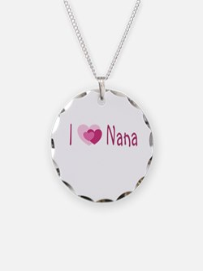 I Heart Nana Necklace