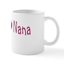I Heart Nana Mug