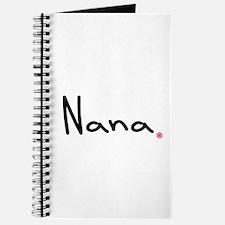 Just Nana Journal