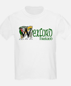 County Wexford Kids T-Shirt