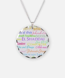 Names of God Necklace