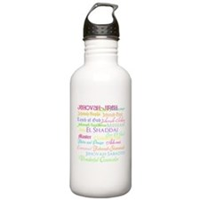 Names of God Water Bottle