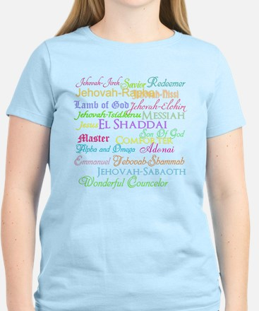Names of God T-Shirt