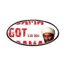 Obama Got Osama 5-01-2011 Patches