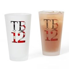TB 12 Pint Glass