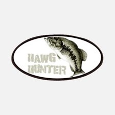 Hawg Hunter Patches