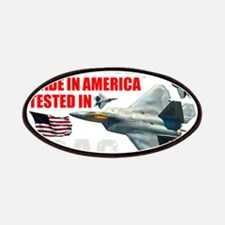 f-22A Raptor Made In America Patches