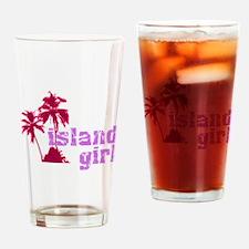 Island Girl Pint Glass