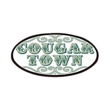 Couger Town Patches