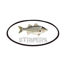 Fat Stripers Patches