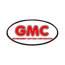 GMC Government Motors Corporation Patches