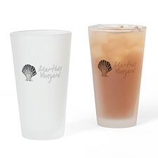 Martha's Vineyard Drinking Glass