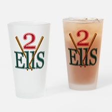 2 Ellsbury Drinking Glass