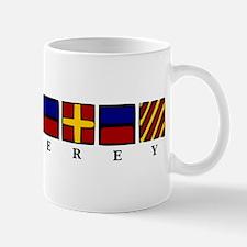 Nautical Monterey Mug