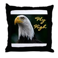 FEAR NO ONE Throw Pillow