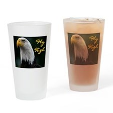 FEAR NO ONE Pint Glass