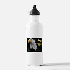 FEAR NO ONE Water Bottle