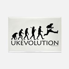 Ukevolution Rectangle Magnet