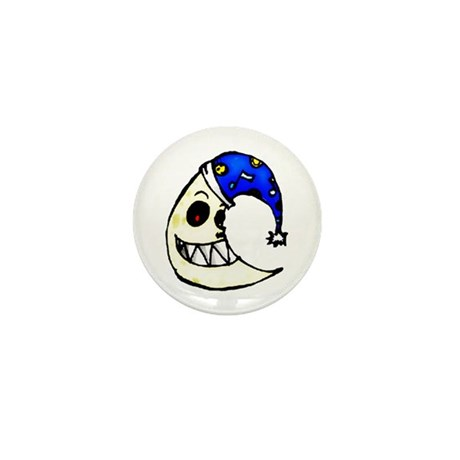 Moonshine Mini Button