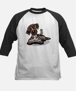 Funny Pointing Griffon Tee