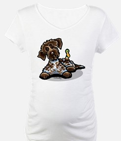 Funny Pointing Griffon Shirt