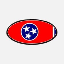 Flag of Tennessee Patches