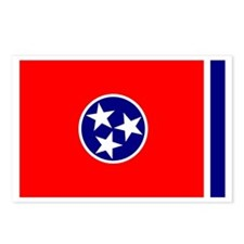 Flag of Tennessee Postcards (Package of 8)