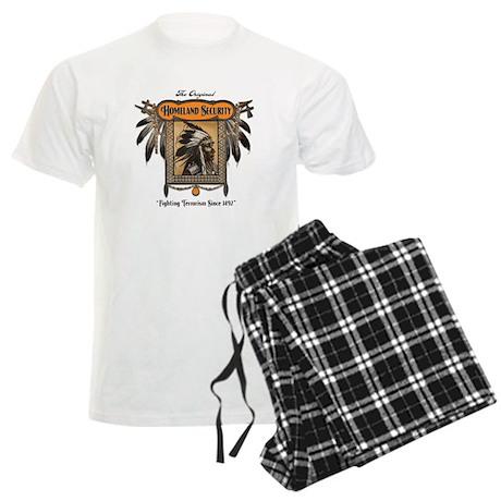 Homeland Security Men's Light Pajamas