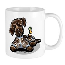 Funny Pointing Griffon Mug