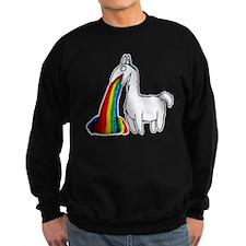 Llama Vomit Sweatshirt
