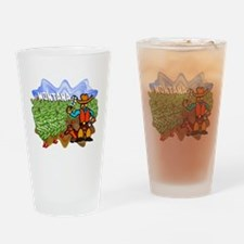 Montana Drinking Glass