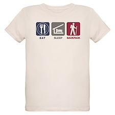 Eat Sleep Backpack - Picto T-Shirt