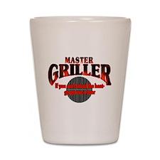 Master Griller Shot Glass