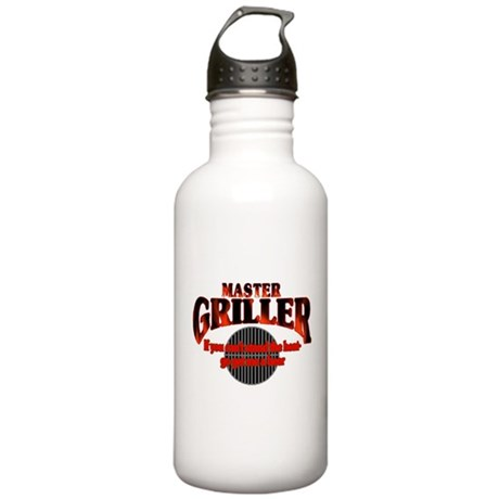 Master Griller Stainless Water Bottle 1.0L