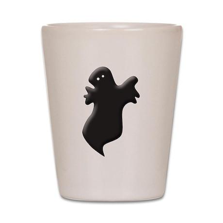 Halloween Ghost Shot Glass