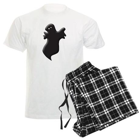 Halloween Ghost Men's Light Pajamas