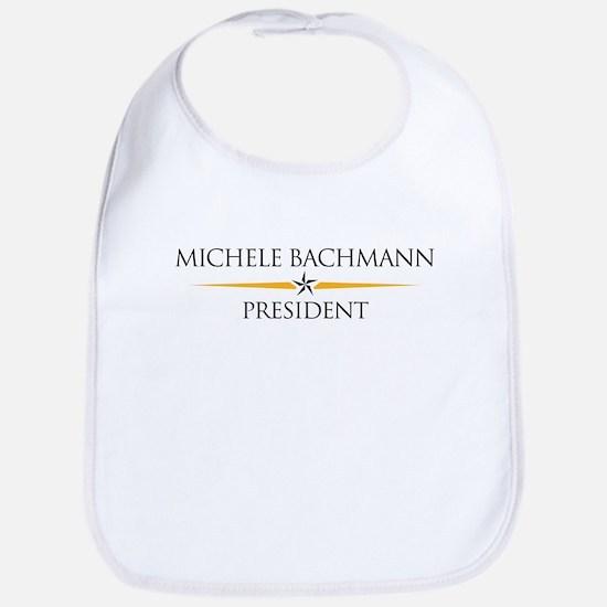 Bachmann in '12! Bib